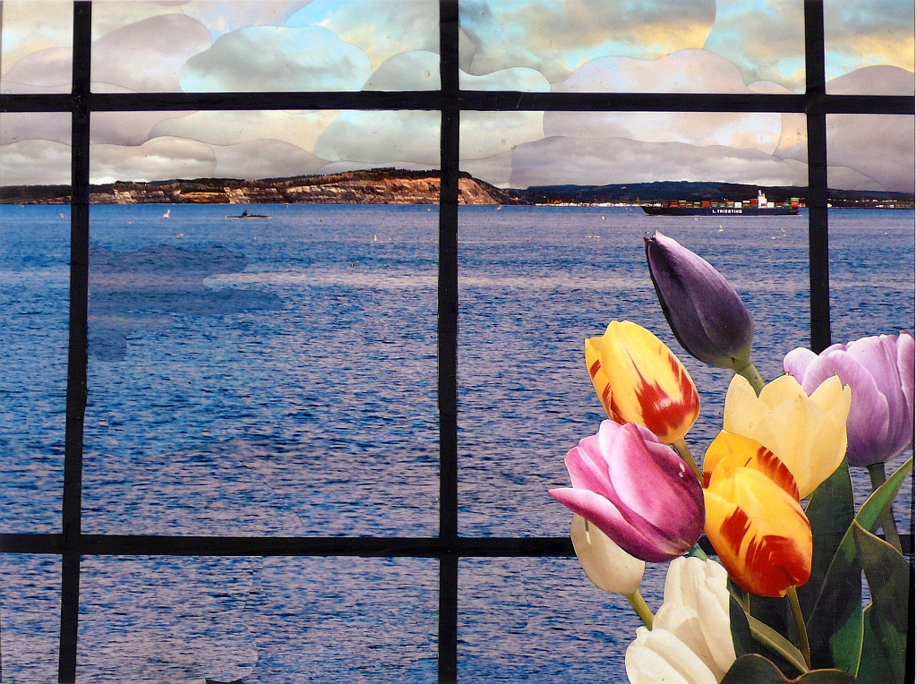 Window from Hansville